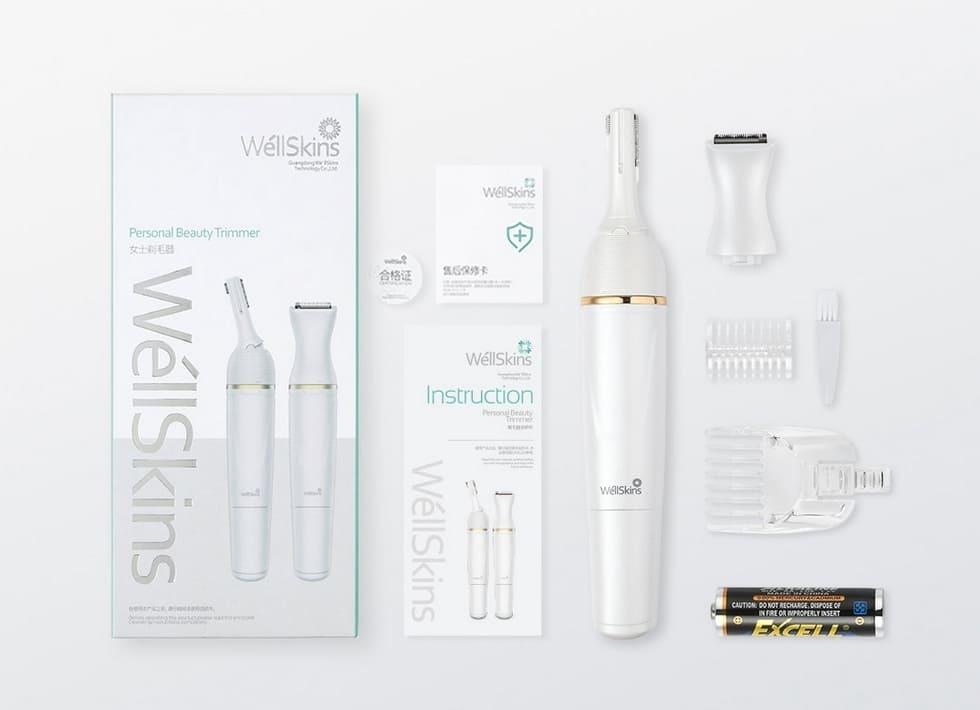 Многофункциональный триммер Xiaomi WellSkins WX-TM01: цены, описание, купить в интернет-магазине